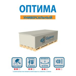 Утеплитель giprok_optima