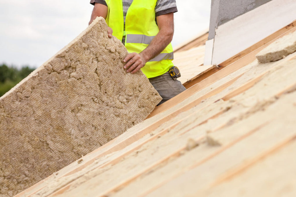 Утеплитель Как часто следует заменять теплоизоляцию крыши?